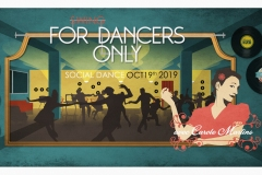 Social Dance at Tango Bar  19.10.19