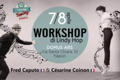 Workshop with Fred Caputo & Césarine Coinon